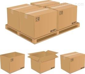 绿色环保包装材料,深圳出口包装蜂窝纸箱