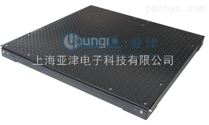 地磅P772A-3T高精度上海双层电子地磅生产商