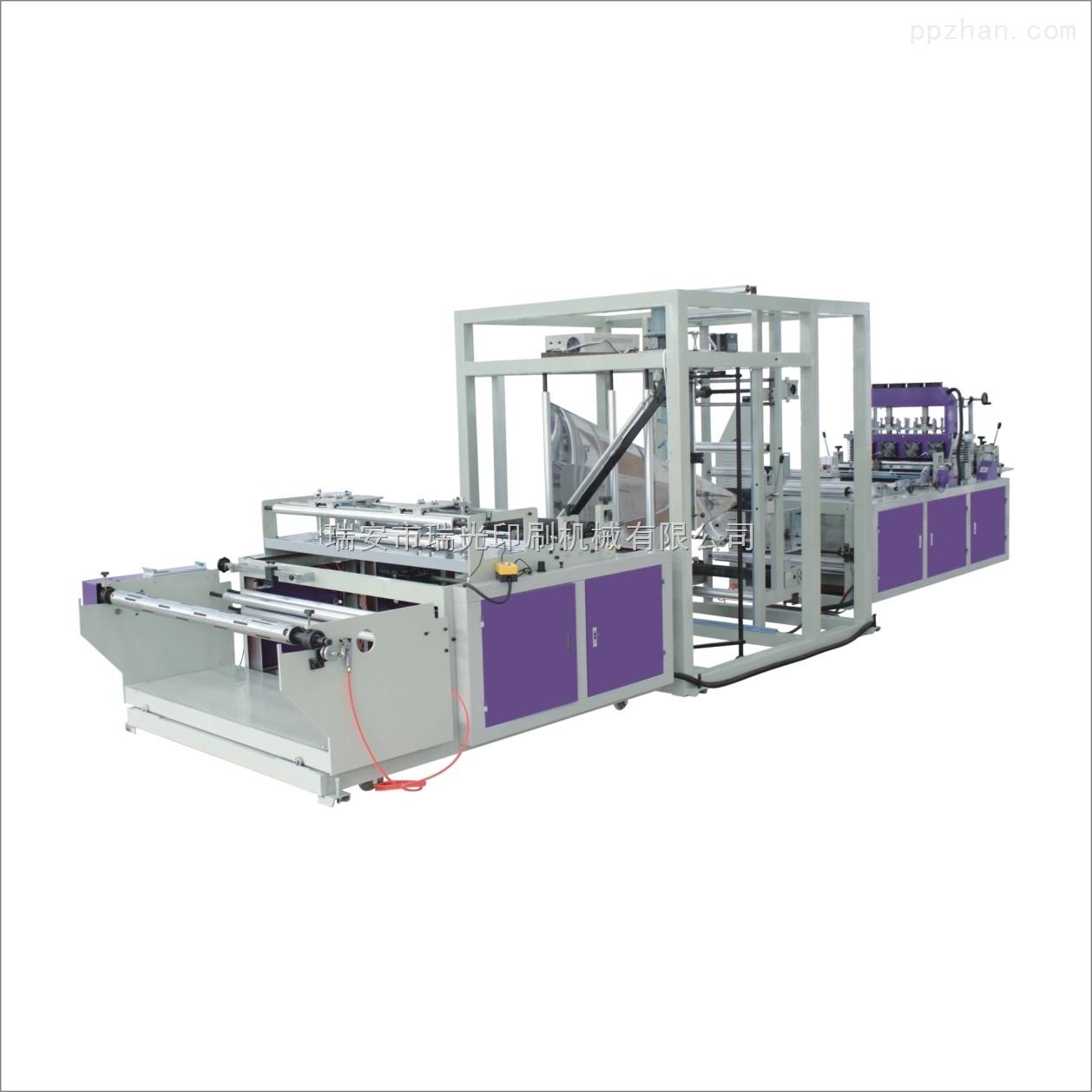 RG600、700/800型-供应多功能无纺布制袋机