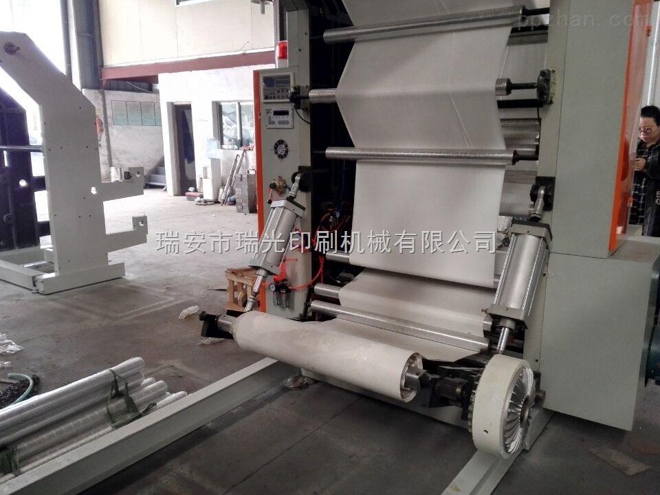 RG-600MM-1200MM-四色纸张印刷机,四色卷筒纸张印刷机