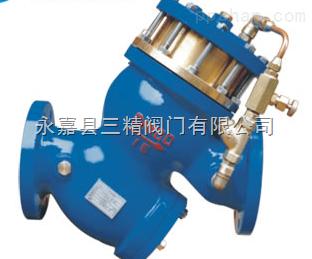 YQ98009-LS20009型-过滤活塞式定比减压阀