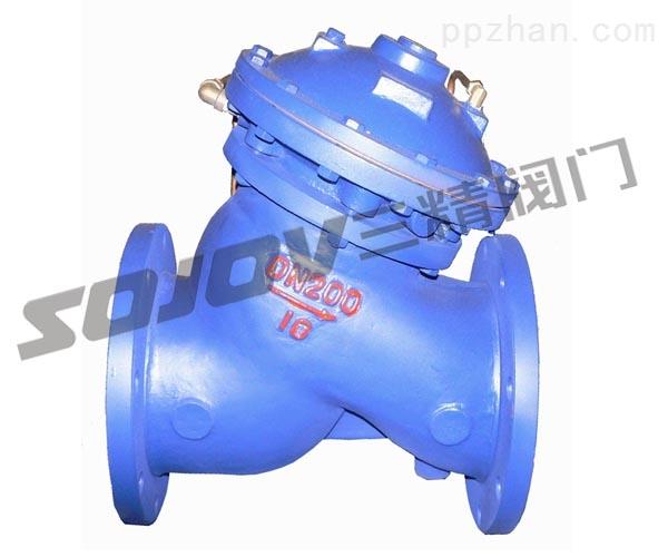 JD745X型-多功能水泵控制阀