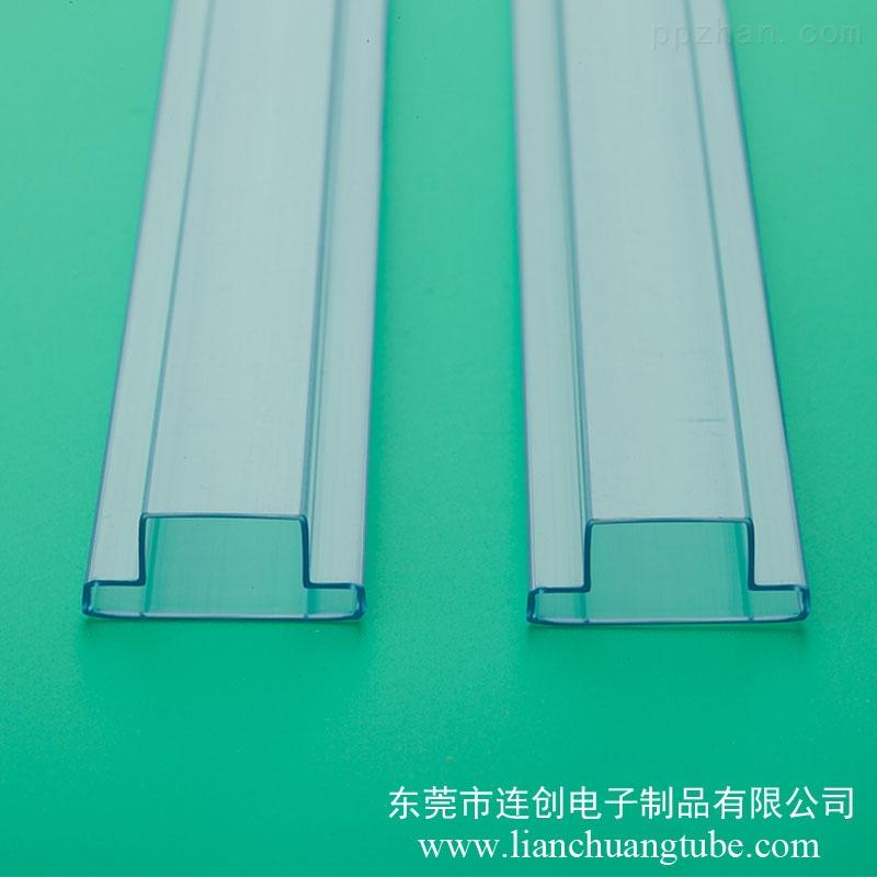 电子元件套管 IC管 PVC透明管 吸塑管批发