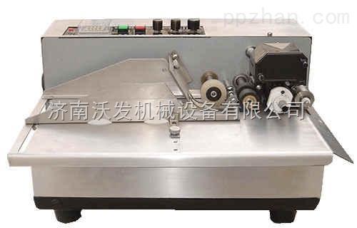 河北面粉标签日期打码机 产品批号商标打码机 纸箱标签标示机