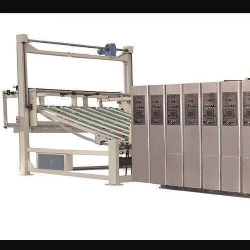 伺服高速水墨印刷开槽模切机-鑫恒包装