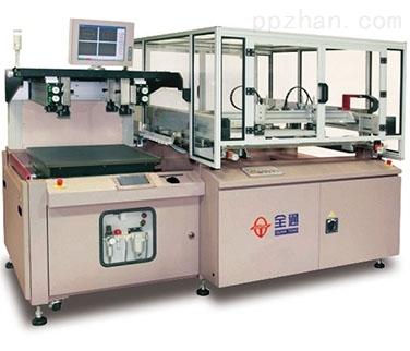 全自动CCD定位丝网印刷机