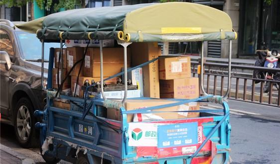 中國快遞行業未來包裝材料消耗量或將突破4000萬噸