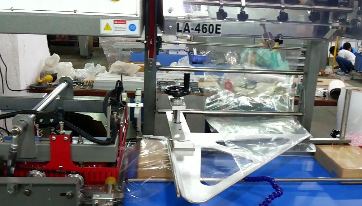 欧华包装高速LA-46E