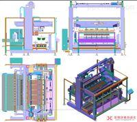 郑州自动装箱机,宏基自动化装箱机器人