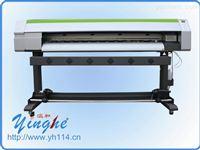 瀛和舞台背景布打印机 楼盘促销广告打印机