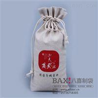 无锡棉布面粉包装袋新款定制