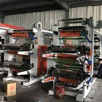 供应四色塑料柔版印刷机