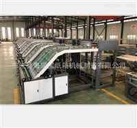HRBTMJ-1600H-II型吸附覆面机 纸箱机械设备