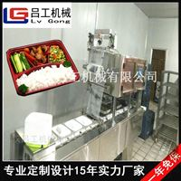 餐盒封膜机全自动快餐封口机